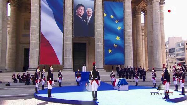 Simone Veil et son époux Antoine au Panthéon : revivez la cérémonie présidée par Emmanuel Macron Ac2c725d-f938-43b6-b2f0-243c60f02065