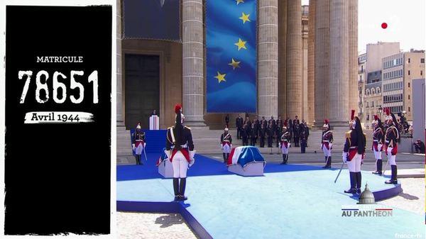 Simone Veil et son époux Antoine au Panthéon : revivez la cérémonie présidée par Emmanuel Macron D6182a8e-b42f-4f3e-a44e-1f57170a2128
