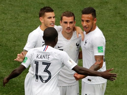 516e0cd7885 World Cup 2018  France players set off fire alarms at team hotel after  Moscow nightclub visit