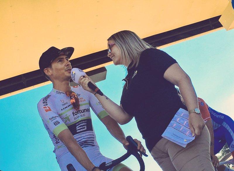 Hoy el Tour de Francia entra en la Bretaña, la región de Warren Barguil. ¿El bretón será protagonista en las etapas de mañana y del jueves?