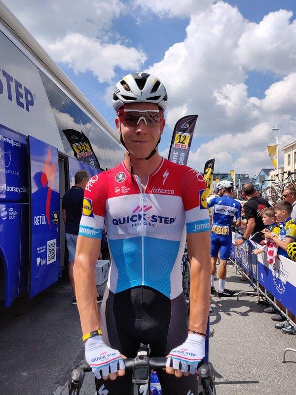 El Quick-Step de Bob Jungels ha cambiado por completo la 6ª etapa del Tour de Francia 2018. Gran trabajo en el pelotón