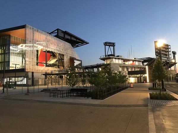 Audi Field Opening Day Live Blog - Plaza audi
