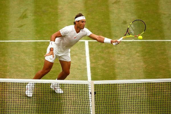 24f21132b90 Nadal - Djokovic  las semifinales de Wimbledon 2018