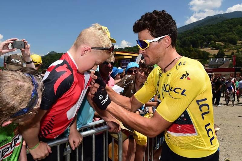 GREG VAN AVERMAET (BMC) va a sufrir mucho en esta 11ª etapa del Tour de Francia para mantener el maillot amarillo