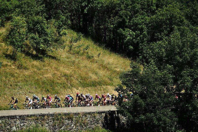 ESCAPADA de esta 12ª etapa del Tour de Francia 2018. ¡Ciclismo al ataque!