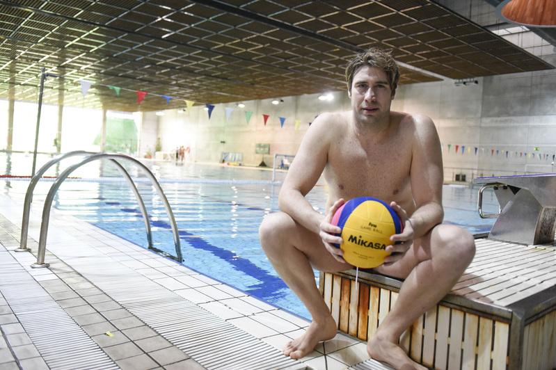 Guillemo Molina, de la selección española a la italiana. Un partido especial para él