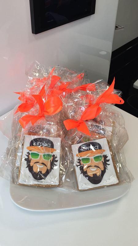 Las galletas también se han disfrazado de Alonso.