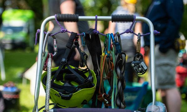Kletterausrüstung Neumarkt : Mit dem gps auf der jagd region neumarkt nachrichten