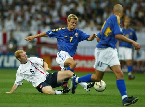 c4eadf5e43e Sweden will relish underdog tag just as much as in 2002 against England,  the opponents they love to face most