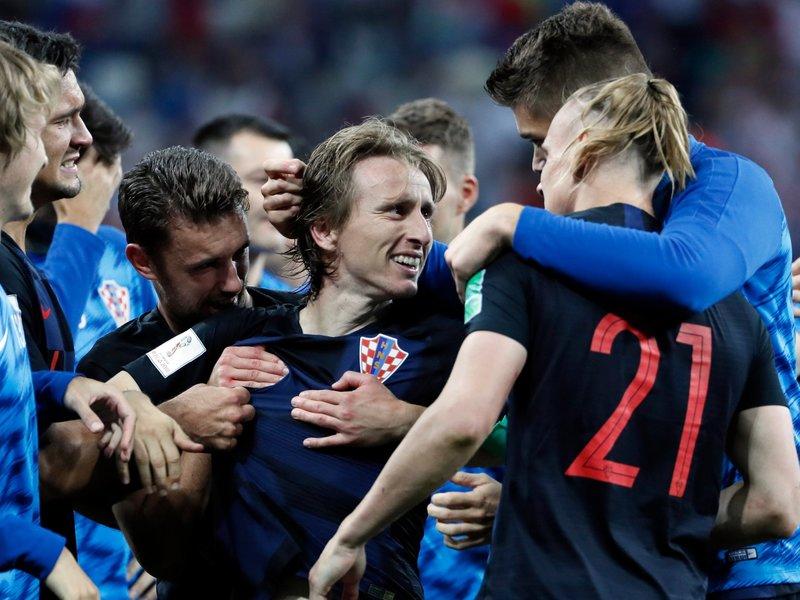 8a7b22d5bbc Independent | Russia vs Croatia