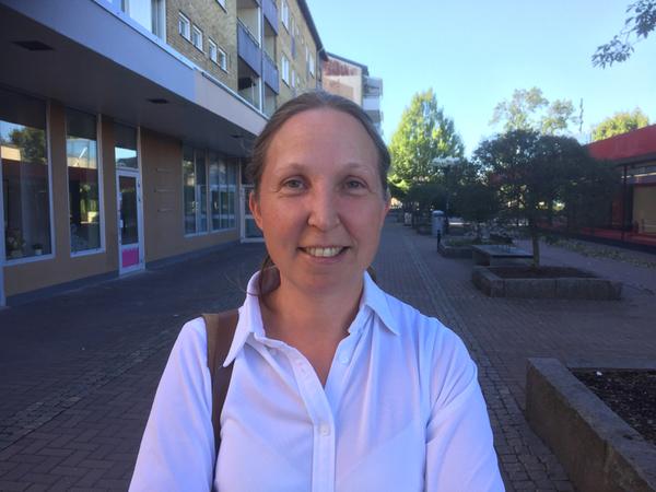 Anna Eriksson, Hammarö -Suberbra. Jag har bara bra erfarenheter från förskolan här på Hammarö, säger hon.  Hon är mamma till flera barn som gått i förskolan i kommunen.  - Men politikerna måste satsa framåt också så vi fortsatt kan vara bästa skolkommun.
