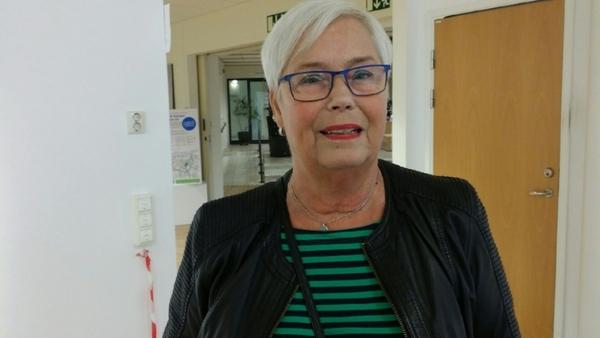 Birgit Thorén, Fråga: varför förtidsröstar du? - Det är bekvämt. Jag kan göra det när jag själv vill och slipper trängas med andra. - Det är viktigt att rösta, det är enda sättet att påverka. Vi ska vara stolta att vi har en demokrati.