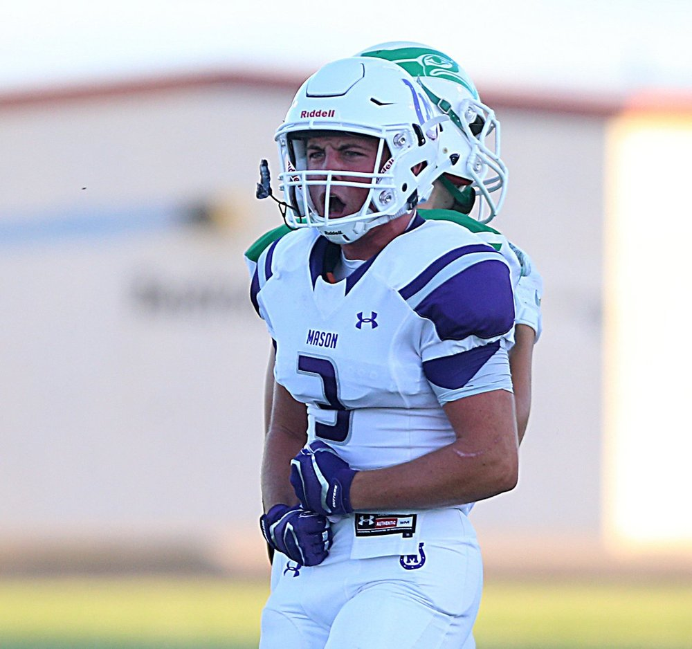 LIVE Concho Valley Friday Night Football Scores West Texas