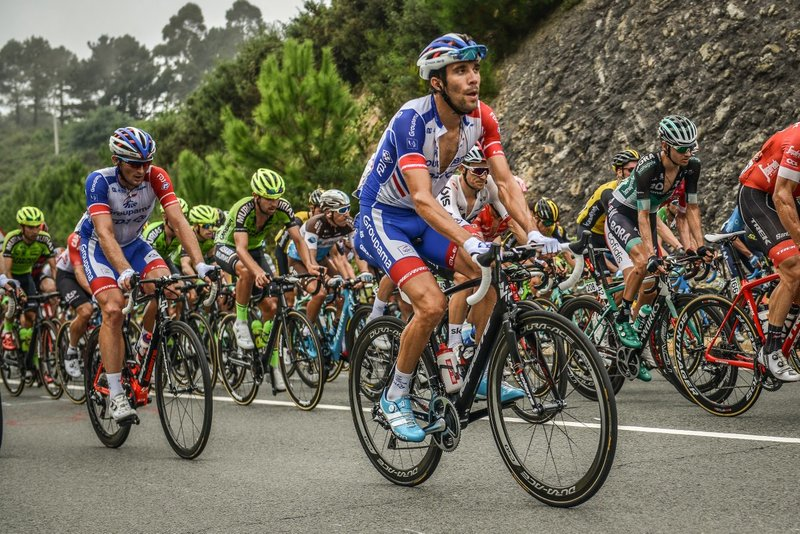 THIBAUT PINOT (Groupama-FDJ) fue el vencedor en la última etapa de montaña de la Vuelta a España 2018