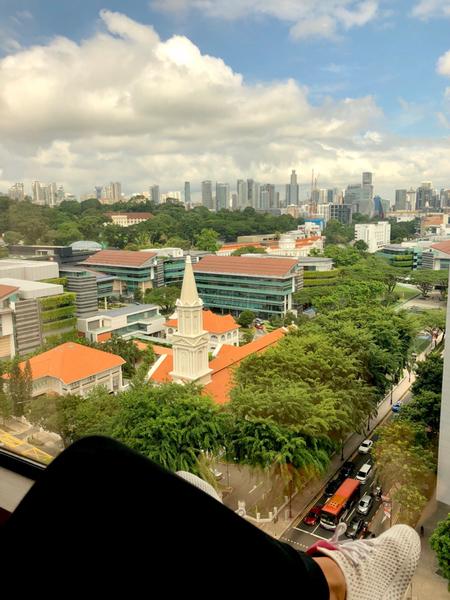 🇸🇬 Singapore! Eccoci!