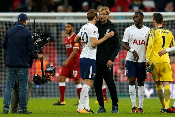 Tottenham 1-2 Liverpool RESULT: Goals from Wijnaldum and