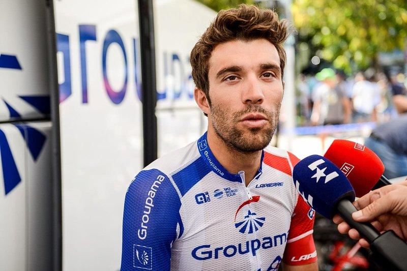 THIBAUT PINOT (Groupama-FDJ), uno de los grandes animadores de la Vuelta a España 2018