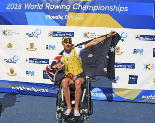 Horrie Claims His Fifth World Rowing Championships Title Mens And Womens Eights Win Silver Bronze Medals First For Australian Since