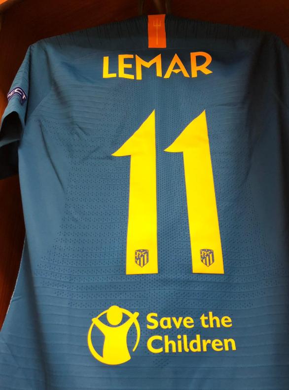Así será la camiseta del Atlético en Mónaco (Atlético de Madrid)