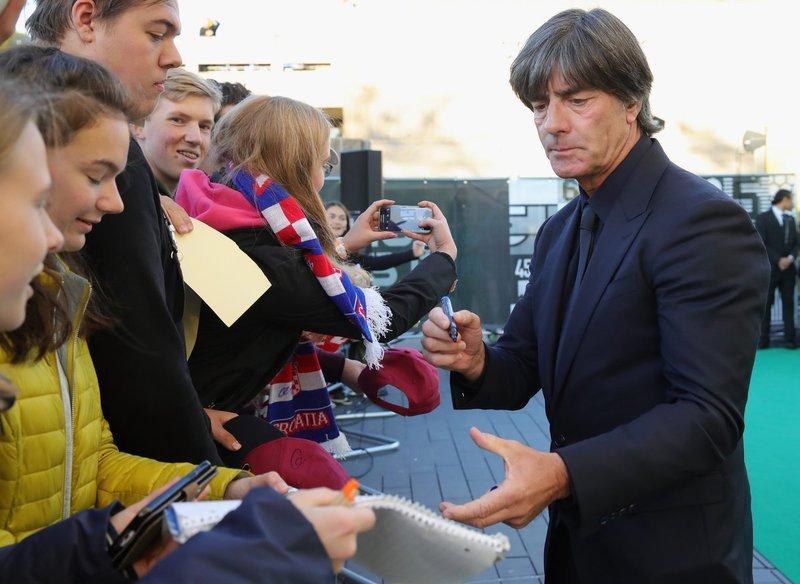 El entrenador de Alemania, Joachim Löw - FIFA