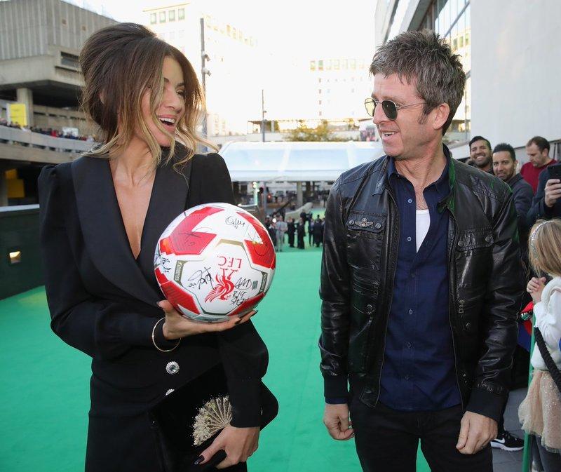 Noel Gallagher será el cantante de la gala The Best - FIFA