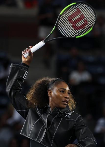Serena Williams, duelo de cuartos de final contra Karolina Pliskova por una plaza en semifinales FOTO: AP