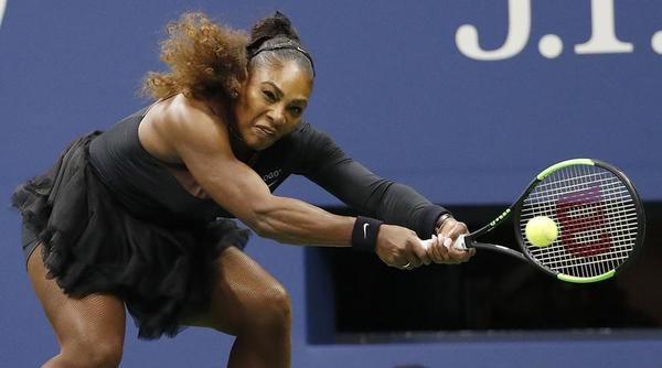 Respaldan decisiones de Carlos Ramos en contra de Serena Williams
