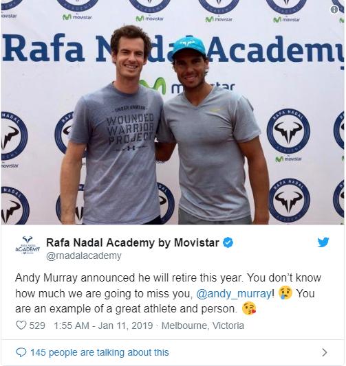 Australian Open 2019 LIVE tennis results: Djokovic beats Nadal in