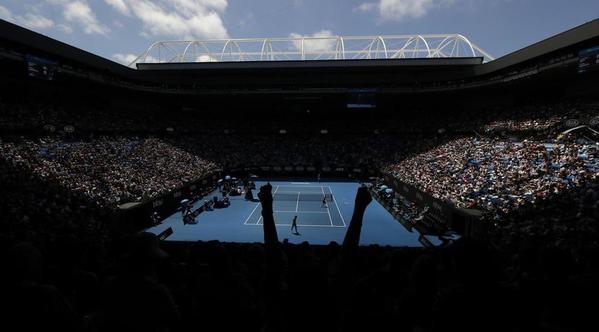 Luce el sol en Melbourne, donde pasan unos minutos de las tres de la tarde. FOTO: GETTY