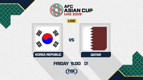 1b42b4c3e45 ... Korea Republic vs Qatar! This one promises to be one cracker of an  encounter.
