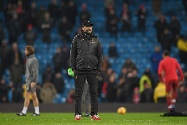 Man City 2-1 Liverpool: Leroy Sane's late winner cuts the