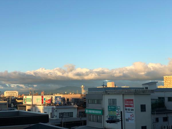 Buongiorno! È tornato il sole ☀️
