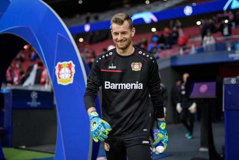 También lo hace el Bayer Leverkusen. (FOTO: @UEFAcom_de)