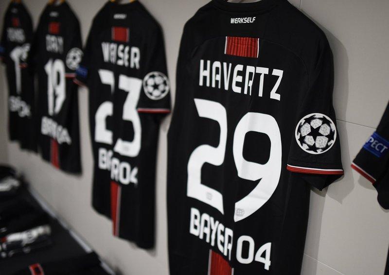 Y el Bayer con la suya. (FOTO: @ChampionsLeague)