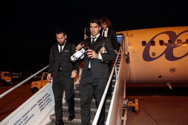 El Barcelona, va por el liderato de grupo en Champions