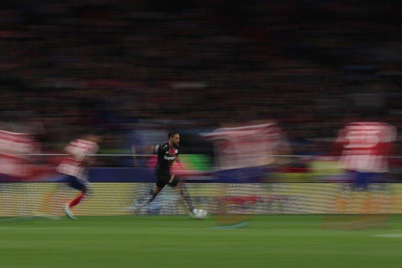 Un partido en el que el ataque no ha estado nada nítido. (FOTO: @UEFAcom_de)