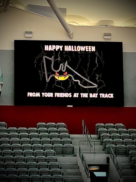 Halloween in circuito!