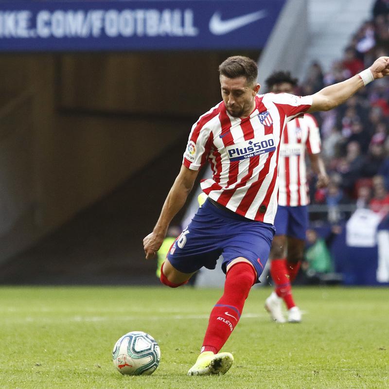 Héctor Herrera, una de las novedades en el partido de hoy.