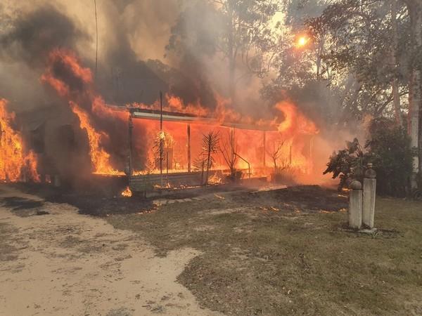 , The Kickz Stand Bushfire Appeal