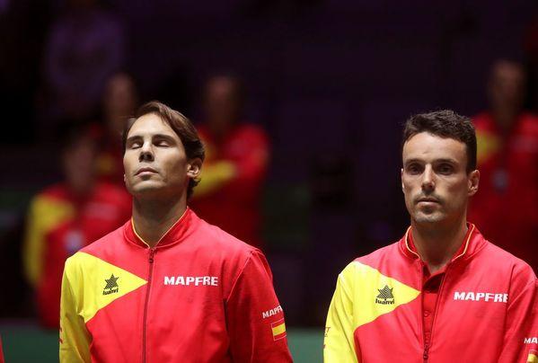 Nadal y Bautista, números 1 y 2 del equipo español