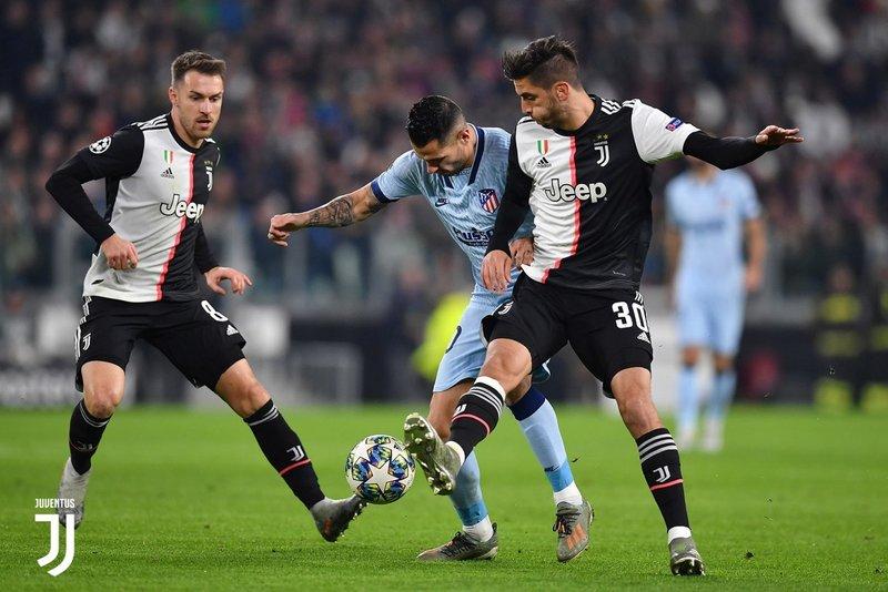 Vitolo, de lo más potable del Atlético hasta ahora.