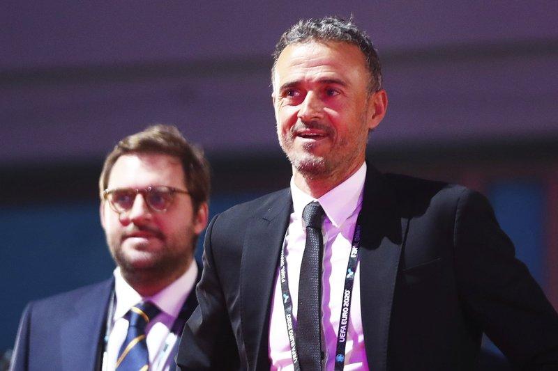 Luis Enrique se ha mostrado relativamente satisfecho con lo acontecido en el torneo. Uefa.com