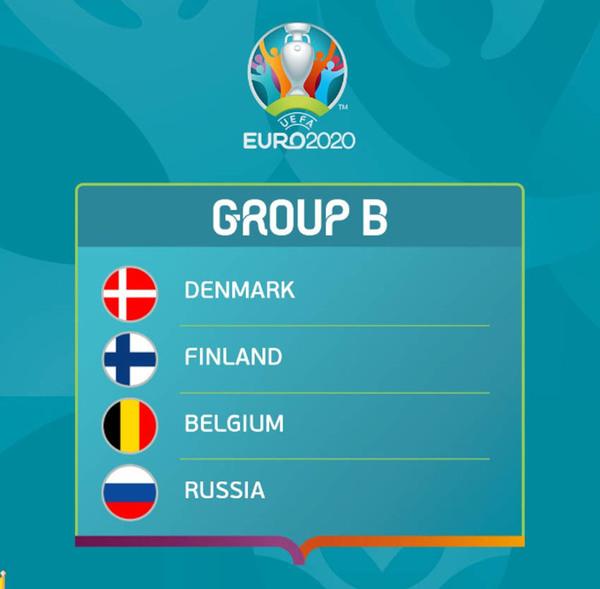 EURO 2020 - Group B 1db2874e-e1a1-46bc-b240-744dae5005ec