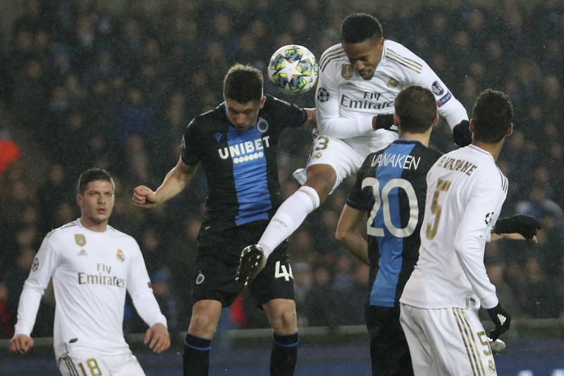 Imagen del Brujas - Real Madrid de UEFA Champions League