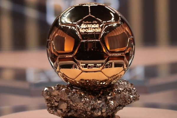 El Balón de Oro ya espera a su nuevo ganador