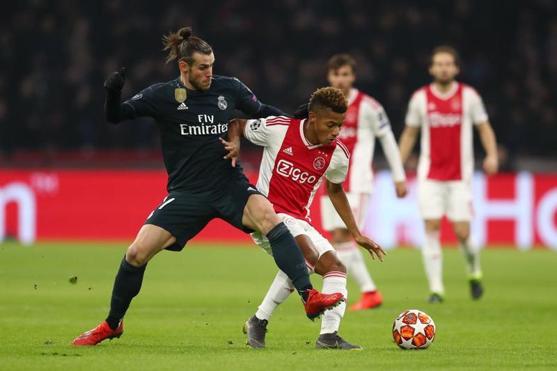 Imagen del Ajax - Real Madrid