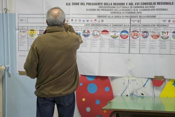 Live Elezioni Regionali Sardegna 2019 Affluenza Proiezioni Ed Exit