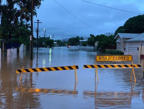 Townsville flooding