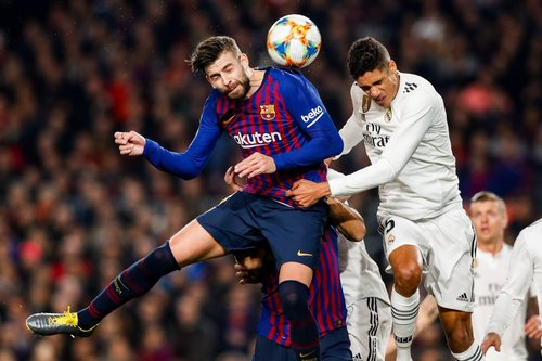 Clasico: Real Madrid vs  Barcelona