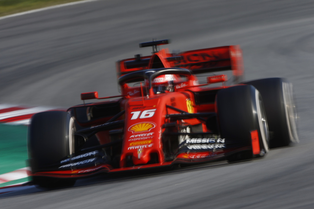 LIVE: Timing and commentary from Day 4 of the second F1 test in
